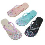 Hot Sale Beach Sandals Flip Flops de borracha para mulheres
