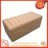 卸し売り角のベンチのソファーの表示家具