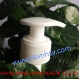 Jabón líquido Bomba de loción de plástico para champú
