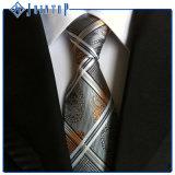 Pedido pequeno barato e misturado por atacado da gravata conservada em estoque