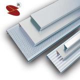 Venta caliente de aluminio tiras de techo decoración interior