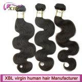 A melhor extensão brasileira de venda do cabelo humano do Virgin