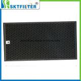 Filtro ativado do carbono para o purificador do ar