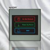 플라스틱 개략 프레임 (SK dB2300S3A)에 있는 호텔 현관의 벨 시스템 옥외 위원회