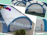 Heißer Sport-aufblasbares Tennis-Zelt für Ereignis