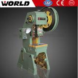 Máquina da imprensa de perfuração do tipo do mundo