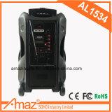 Do altofalante quente da venda do preço de fábrica de Guangzhou altofalante portátil do trole