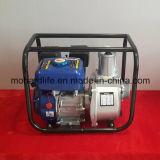 Types de pompe à eau (HH-WP30) avec moteur à essence chinois 6.5HP