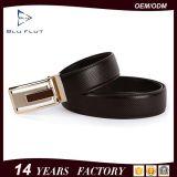 Cinto de cintura para homens de moda em couro genuíno