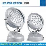 IP65 투상 둥근 18X1w 36*1W LED 투광램프