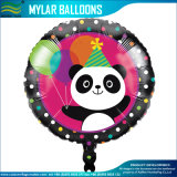 空気満たされた気球、ヘリウムホイルの気球、水素の気球、ヘリウムは風船のようにふくらむ(J-NF40P09006)