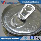 5052/5182 de tira de alumínio para a tração do anel pode tampa