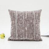 Creativa cilíndrica en forma de almohada rellena de sofá