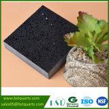 Black Galaxy Quartz Comptoir de cuisine en pierre artificielle