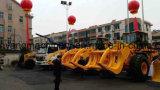 中国は12tonに大きい容量のログにローダーを取り組ませる