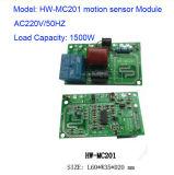 módulo do radar de micrôonda 1500W como a recolocação de PIR (HW-MC201)