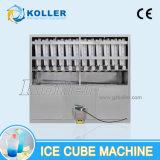 Koller 3 tonnes de glace cube Machine utilisée en zone tropicale