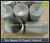 Alambre de acero inoxidable de malla de filtro