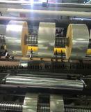 Examen de alta velocidad controlado del PLC y máquina que raja para los materiales del rodillo