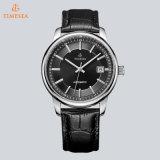 Horloge van het van de bedrijfs luxe Gouden Horloge 72204 van het Roestvrij staal Mechanisch van Mensen Waterdicht Schokbestendig