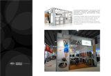 Конструкция производителя штрангя-прессовани максимумов OEM с доской экспоната и будочкой стекла