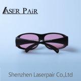 Ensemble châssis noir populaire #33 lunettes de sécurité laser pour diodes lasers 808nm
