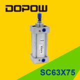 Cylindre de norme de cylindre de Dopow Sc63X75