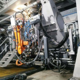 Machine de soufflage de corps creux de réservoirs de PE