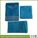 Pacchetti chirurgici, abito chirurgico, Draps universale, Draps centrale