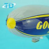 Modèle d'échelle de résine du dirigeable Goodyear