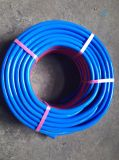 Линия шланг заварки/сваренная ссадина PVC&Rubber твиновская трубы (облегченного, хорошего)