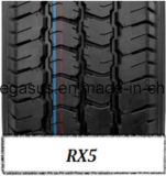 Pneumático radial 185/70r13 185/70r14 do carro do Semi-Aço popular de China