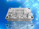 L'affissione a cristalli liquidi TV del LED personalizzata parte lo stampaggio ad iniezione di plastica