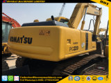Usadas de excavadora Komatsu PC220-6 de Second-Hand PC220-6 Excavadora sobre orugas