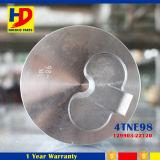 Hochleistungs--Maschinenteile für Kolben 4tne98 Wth Pin Soem (129903-22120)