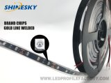 Striscia chiara flessibile del nastro di GS3528 12V LED con illuminazione del LED