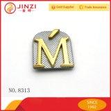 Custom металлические письмо высокого качества с логотипом отдельное письмо с логотипом Tag