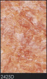 telhas da parede do Inkjet 250X400, telhas cerâmicas da parede do nivelamento impermeável, elevado