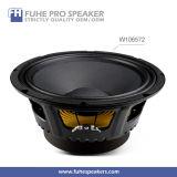 W106572 de 10 pulgadas a buen precio la voz de cobre para el altavoz Altavoz/Componente