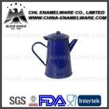 高品質のマグおよび濾過器が付いている屋外のエナメルのコーヒー鍋