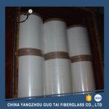 Toiture en fibre de verre tissu avec fil renforcé