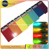preço de fábrica a fim de cores personalizáveis Tribo revestimento em pó de fricção