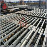 Pode ser o molde concreto estrutural usado de 300 vezes que suporta vigas de aço