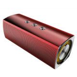 Neues Aluminiumgehäuse mini beweglicher Bluetooth Radioapparat-Lautsprecher