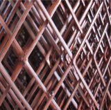 Preço de metal expandido com revestimento de PVC metal expandido