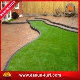 Césped artificial de la hierba de la venta directa de la fábrica para la decoración casera