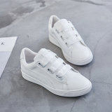 Fashion Sneakers Leather Sport女性は様式No.に蹄鉄を打つ: 偶然の靴Pumawhiteshoes