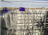 Réservoir d'eau de vente chaud de panneau d'acier inoxydable