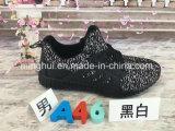 Chaussures supérieures de sport de chaussures de course de Flyknit de vente chaude