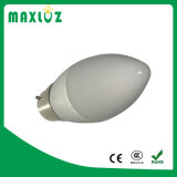 3W 4W 5W 6W2835 SMD C37 Lâmpadas Vela LED